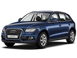 Q5 2007-2016 (кузов 8R)
