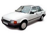 Escort IV 1986-1990