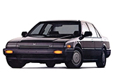 Accord 3 (CA) 1986-1989