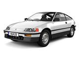 Civic 4 (ED/EE/EF/SH) 1987-1991