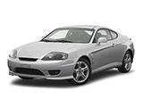 Tiburon II / Coupe (GK GK F/L) 2002-2009