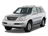 GX 470 (J120) 2002-2009