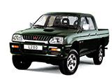 L200 III / Triton (K50/K60/K70) 1996-2006