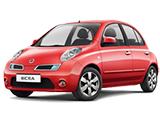 Micra III (K12) 2002-2010
