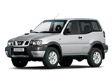 Terrano II (R20) 1993-2007