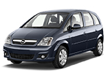 Meriva A 2003-2010