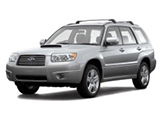 Forester II (SG) 2002-2009