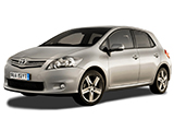 Auris (E150) 2006-2012