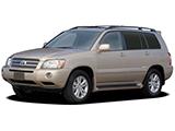 Highlander (XU20) 2000-2007