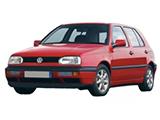Golf III 1991-1998 (A3/Type 1H/1E/1V)