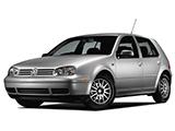 Golf IV 1997-2003 (A4/Type 1J)