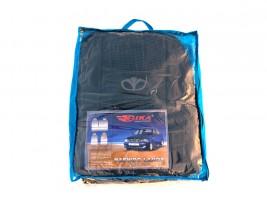 Авточехлы Daewoo Lanos 1997- (sedan) задняя спинка 1/3 2/3; 4 подголовника