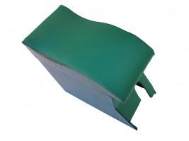 Подлокотник для Daewoo Lanos волна (зеленый)