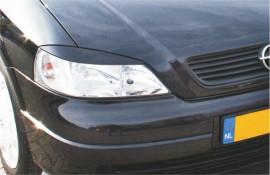 Реснички на фары Opel Astra G Classic 1998-2009 Spirit