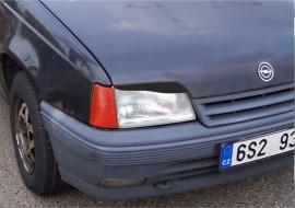 Реснички на фары Opel Kadett E 1984-1991 Spirit