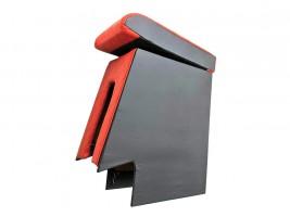 Подлокотник для ВАЗ 2108, 2109, 21099 ромб (красный) Украина