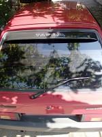 Дефлектор заднего стекла (задний козырек) ЗАЗ 1102 Таврия (на скотче) AV-Tuning