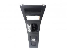 Консоль под магнитолу ВАЗ 2101, 2102 (черная) Autoelement