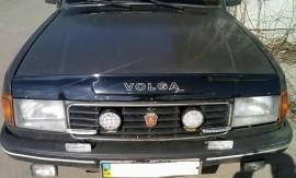 Дефлектор капота (мухобойка) ГАЗ 31029 Волга AV-Tuning