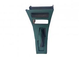 Консоль под магнитолу ВАЗ 2101, 2102 (зеленая) Autoelement