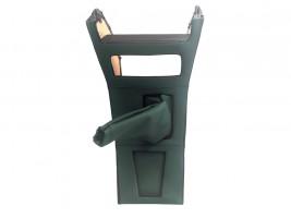 Консоль под магнитолу ВАЗ 2103, 2106 (зеленая) Autoelement