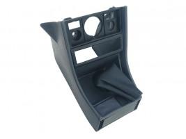Консоль под магнитолу ВАЗ 2107 (серая) Autoelement