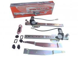 Стеклоподъемники электрические ВАЗ 2104, 2105, 2107 реечные (комплект) Форвард