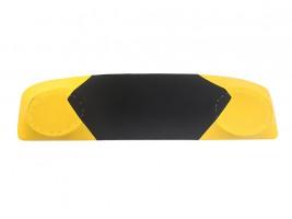 Акустическая полка ВАЗ 2101, 2103, 2105, 2106, 2107 (желтая)