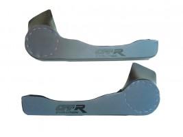 Карманы дверные ВАЗ 2108, 2109, 21099 D16 (серо-черные) Autoelement