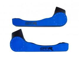 Карманы дверные ВАЗ 2108, 2109, 21099 D16 (сине-черные) Autoelement