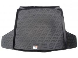 Ковер багажника Skoda Fabia II combi 2007-2014 L.Locker