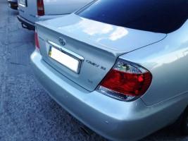 Спойлер Toyota Camry XV30 2002-2006 стеклопластик (под покраску)