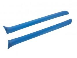 Накладки передних стоек ВАЗ 2101, 2102, 2103, 2106 (синие) Autoelement