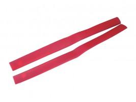 Накладки центральных стоек ВАЗ 2101, 2102, 2103, 2104, 2105, 2106, 2107 (красные) Autoelement