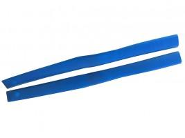 Накладки центральных стоек ВАЗ 2101, 2102, 2103, 2104, 2105, 2106, 2107 (синие) Autoelement