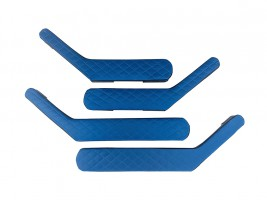 Ручки-подлокотники ВАЗ 2101, 2102, 2103, 2104, 2105, 2106, 2107 ромб (синие), комплект 4 шт. Autoelement