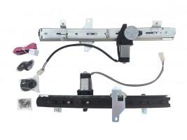 Стеклоподъемники электрические Daewoo Lanos, Sens реечные (комплект)