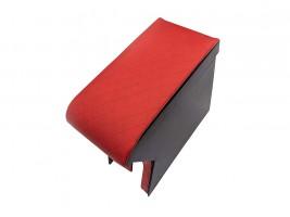 Подлокотник для Daewoo Lanos (красный ромб)