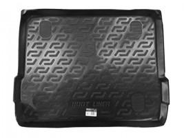L.Locker Ковер багажника Lada X-Ray I верхний 2015-