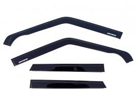 Дефлекторы окон ВАЗ 2109, 21099, 2114, 2115 (вставные) AV-Tuning
