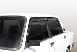 Дефлекторы окон ВАЗ 2105, 2107 (накладные)