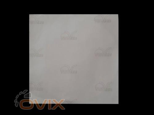 Украина Наклейка на автомобиль Злая пчела, белая (h=170 мм, l=155 мм) - Картинка 2