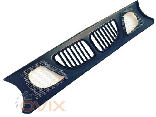 """Autoelement Решетка радиатора ВАЗ 2101 """"BMW"""" - Картинка 3"""