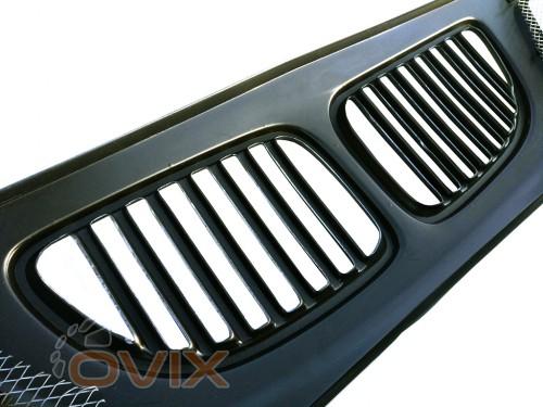 """Autoelement Решетка радиатора ВАЗ 2101 """"BMW"""" - Картинка 4"""