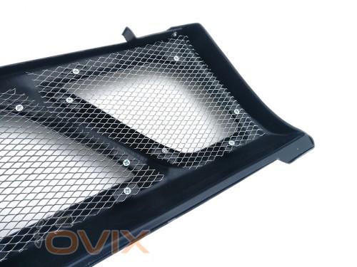 """Autoelement Решетка радиатора ВАЗ 2108, 2109, 21099 """"Ниссан"""" (короткое крыло) - Картинка 4"""