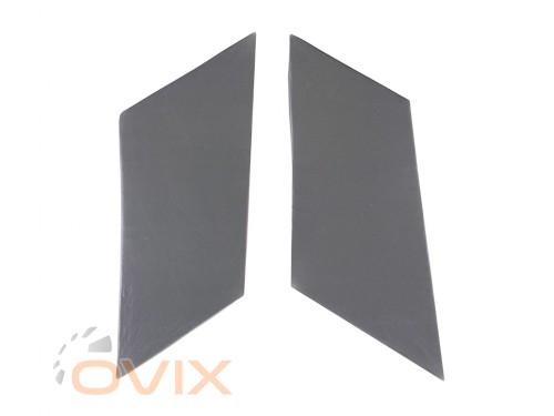 Autoelement Накладки задних стоек ВАЗ 2101, 2102, 2103, 2104, 2105, 2106, 2107 (серые) - Картинка 1