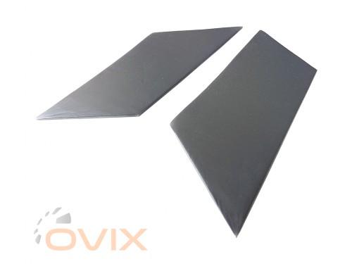 Autoelement Накладки задних стоек ВАЗ 2101, 2102, 2103, 2104, 2105, 2106, 2107 (серые) - Картинка 2