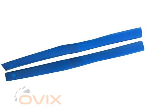 Autoelement Накладки центральных стоек ВАЗ 2101, 2102, 2103, 2104, 2105, 2106, 2107 (синие) - Картинка 1